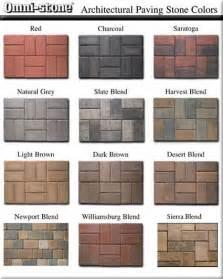 pavers color images