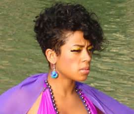 keyshia cole mohawk hairstyles curly mohawk cuts color pinterest summer i love and hair