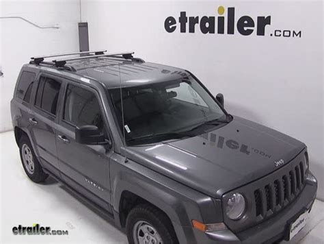 2013 Jeep Patriot Roof Rack Cross Bars New Silver Wing Cross Bar Roof Racks For Jeep Patriot 2013