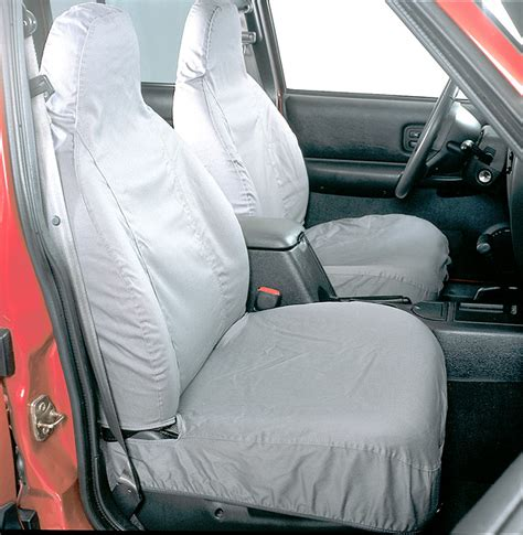 Jeep Xj Seats Covercraft Ss2252pcgy Covercraft Front Seat Savers For