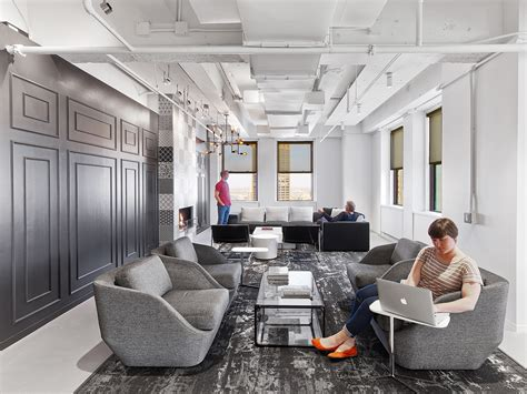 a tour of linkedin s beautiful new york city office