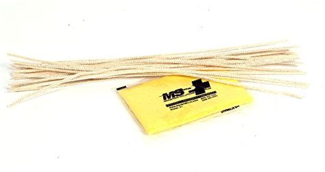 tapco 18 quot pipe cleaners ar gas mops 20 pack with