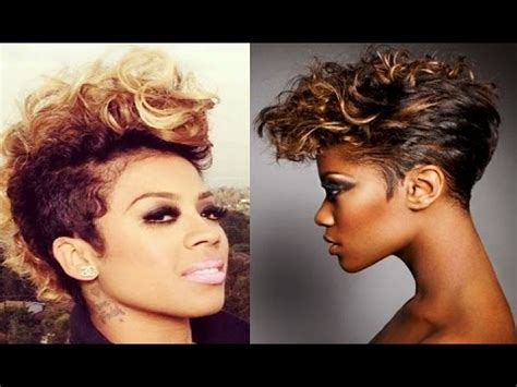 eightys haircuts among black women african american black women best beautiful short