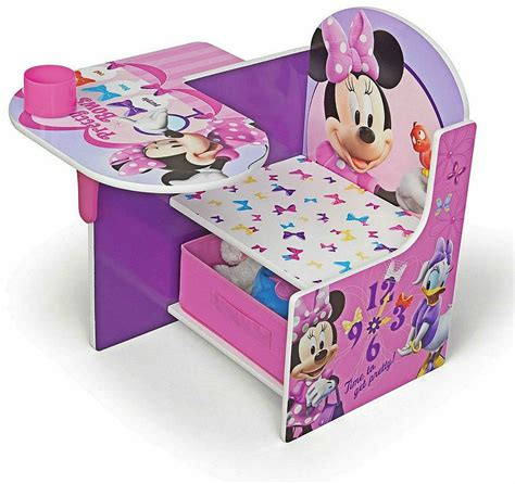 minnie mouse bedroom furniture uk disney minnie mouse chair desk table toys storage draw bin