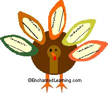 thankful turkey craft template thanksgiving crafts worksheets and activities