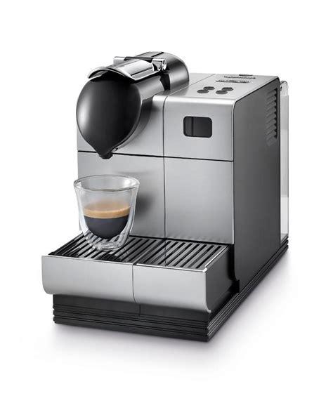 delonghi nespresso lattissima plus espresso cappuccino maker by de longhi en520slca silver