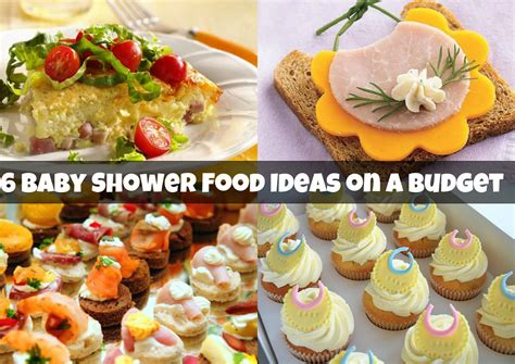 Baby Shower Food by Baby Shower Food Ideas On A Budget Baby Shower Ideas On A