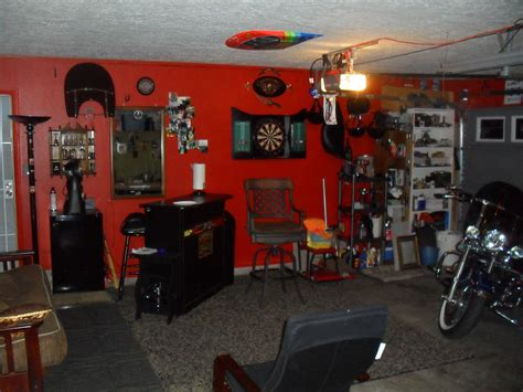ultimate garage cave