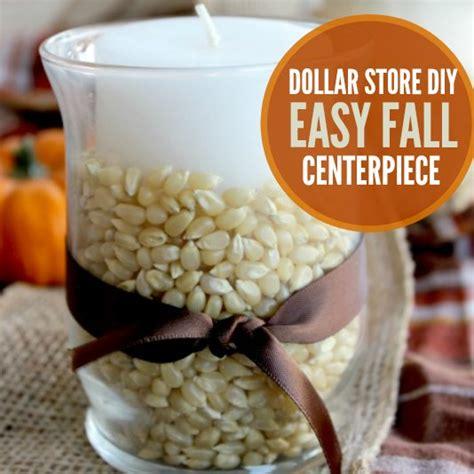 dollar store centerpieces dollar store diy thanksgiving decoration idea fall