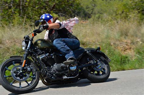 Motorrad Mieten Sylt by Harley Davidson Sportster 883 Iron Und 1200 48 Test 2016