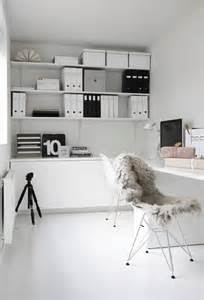 home office 37 stylish super minimalist home office designs digsdigs