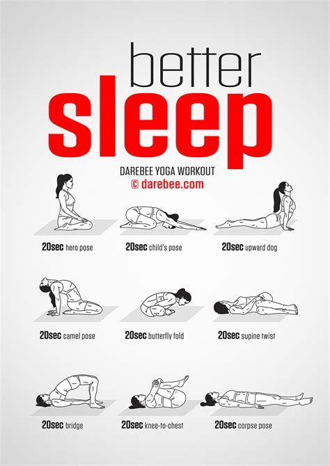 is it good to workout before bed better sleep yoga workout