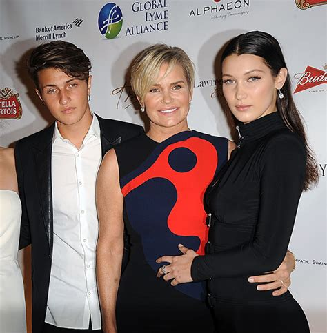 Disease Also Search For Hadid S Lyme Disease Yolanda Foster S Also Battling Disease