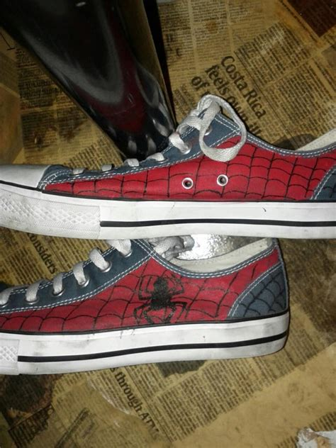Sepatu Sandal Wanitasendalcasualsandal Spidey Gs1 1000 images about diy painted shoes on