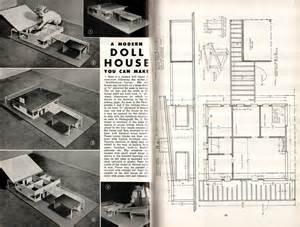 Dollhouse Floor Plans by Doll House Building Plans 171 Floor Plans