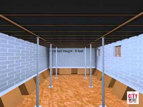 basement underpinning cost city wide inc in toronto homestars