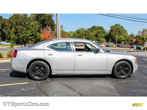 2008 silver dodge charger 2008 dodge charger se in bright silver metallic photo 7
