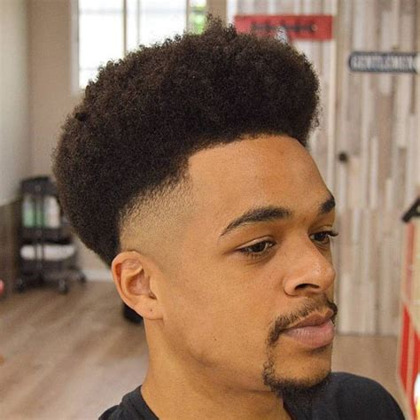 high taper fade afro afro taper fade haircut