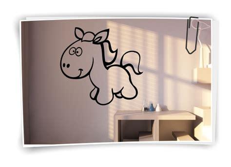 Lustige Fensteraufkleber by Lustige Tierchen Aufkleber Pferd Wandtattoo Sticker