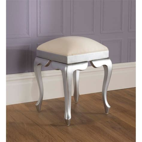 La Rochelle Silver Antique French Stool A Wonderful La Rochelle Bedroom Furniture