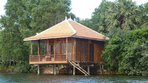 home design company in cambodia traditional khmer house on stilts hotel les manguiers