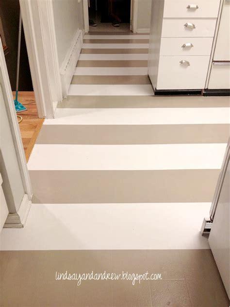 Paint Linoleum Floor Kitchen by Lindsay Drew Painting A Linoleum Floor