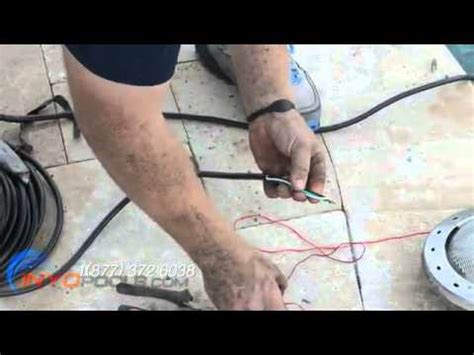 Replace Pool Light Fixture Savi Melody Pool Light Replacement Www Swimmingpoolideas How To Save Money And Do It