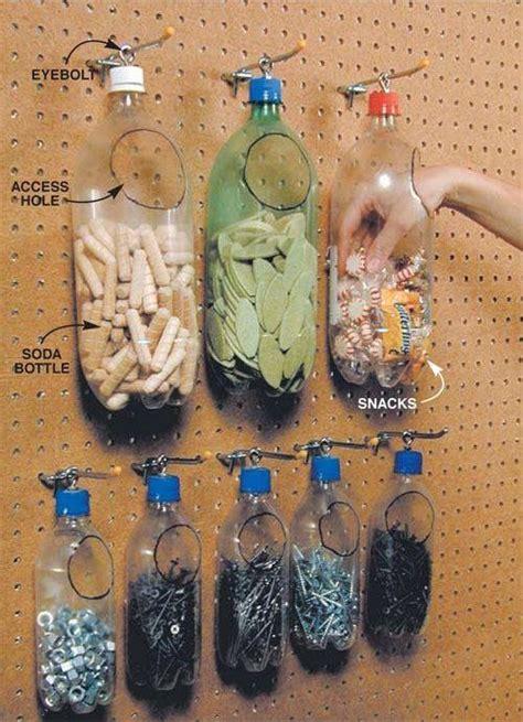 Garage Organization Nails 30 Great Diy Ideas For Garage Storage And Organization
