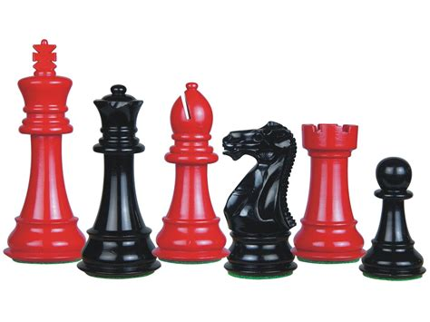 chess set pieces perfect tournament chess set pieces imperial staunton red