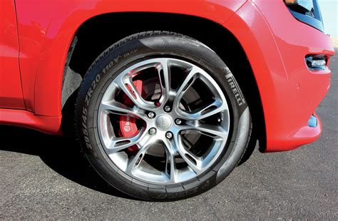 2014 jeep grand cherokee tires 2014 jeep grand cherokee srt p zero tire 350496 photo 6