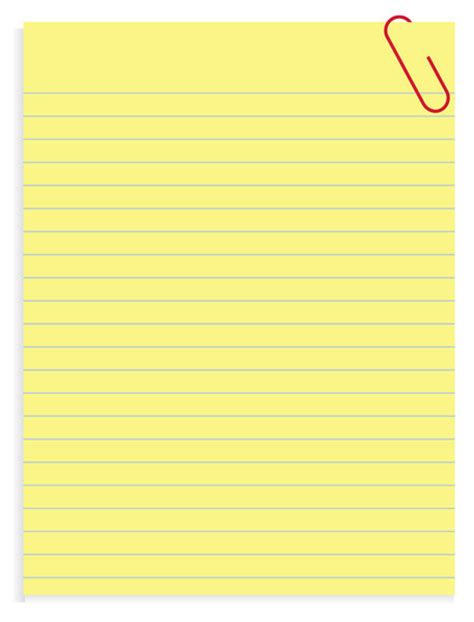 Yellow Pad Template free stock photos rgbstock free stock images paper