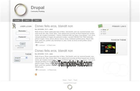 drupal themes responsive green responsive corporate drupal 7 theme download