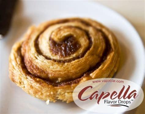 10ml Cap Cinnamon Swirl V2 cinnamon swirl v2 capella flavour concentrate vapable