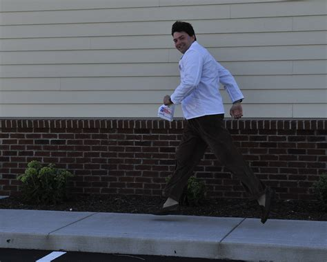 This Was Not Trick Photography by Levitating Joe And No This Is Not Trick Photography