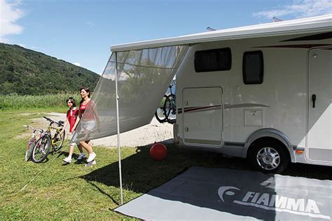 Fiamma Awning Side Panels by Fiamma Sun View Side Panel For Caravanstore F45s F45l F65l