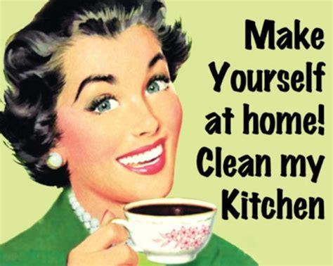 make clean housewife memes