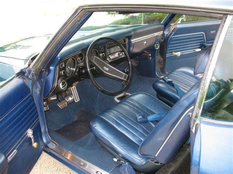 69 Chevelle Interior by Image Gallery 1969 Chevelle Seats