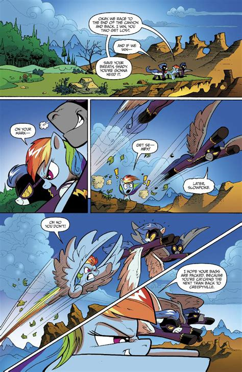 guardians of magic chapter 6 my little ponykingdom it s dash vs the shadowbolts in chapter one of the