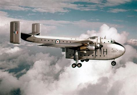 the blackburn b 101 beverley was a 1950s heavy transport aircraft built by blackburn and