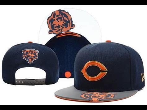 unboxing aliexpress bon 233 new era chicago bears