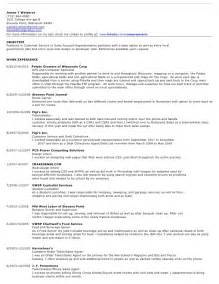 t waisbrot best resume as of july 2010