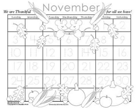 printable calendar education world november 2013 traceable calendar education world