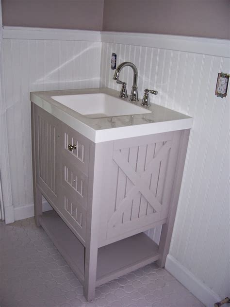 best fresh contemporary beadboard bathroom vanity 7981