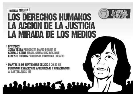 libro la mirada de los derechos humanos la acci 243 n de la justicia y la mirada de los medios argentina indymedia i