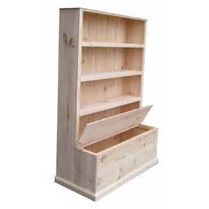 Box With Bookshelves Bookcase With Box Zizo