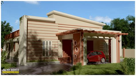 low budget modern 3 bedroom house design 3 bedroom kerala house plan in low price designs style kerala