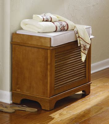 storage bench for bathroom collections etc find unique online gifts at