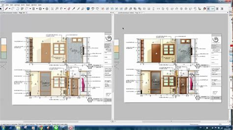 sketchup layout features เทคน คเพ มเต ม sketchup layout photoshop pat 2 hd youtube