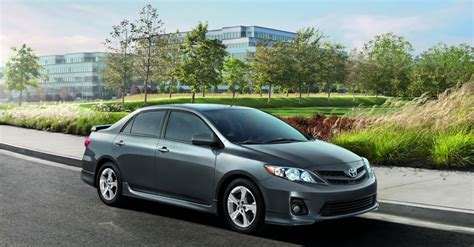 Toyota Corolla 2012 Mpg 2012 Toyota Corolla Review Specs Pictures Price Mpg