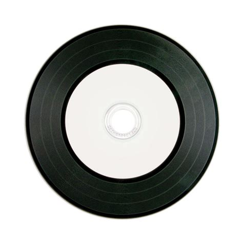 printable vinyl digital vinyl cd r 80min 700mb white inkjet printable hub